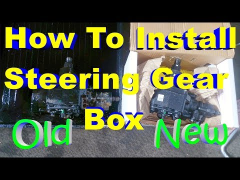 Steering Gear Box Install Dodge RAM 3rd Gen Cummins 2500
