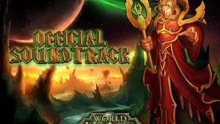 World of Warcraft TBC Soundtrack 02 Shards of the Exodar