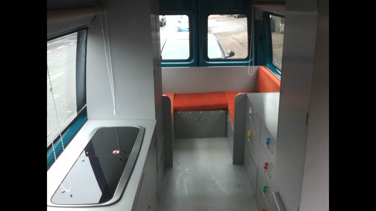 Volkswagen Camper Van for Sale 01592 713443 - YouTube
