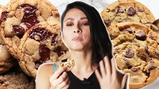 Buy the Tasty Cookbook Today: http://bit.ly/2zVLRyd Here is what you'll need! https://tasty.co/recipe/the-best-chewy-chocolate-chip-cookies Check us out on ...