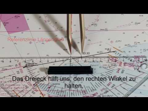SBF See Navigationsaufgaben, Aufgabe 1