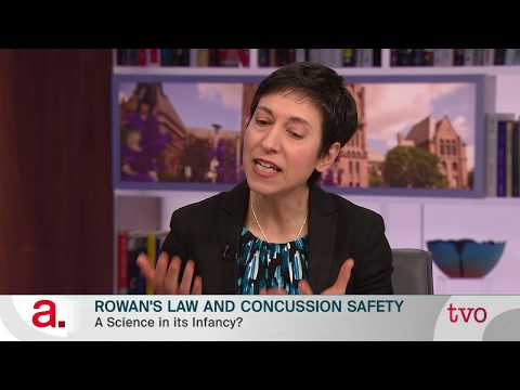 Rowan's Law and Concussion Safety