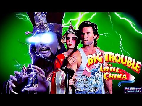 10 Things You Didnt Know About Big Trouble in Little China