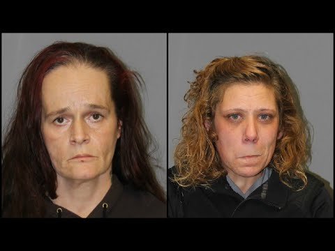 Women arrested after wild chase face judge on separate charges