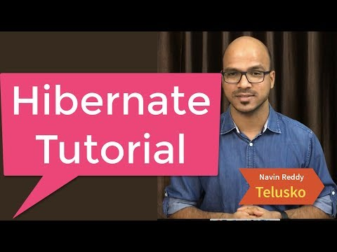 #1-hibernate-tutorial-|-introduction