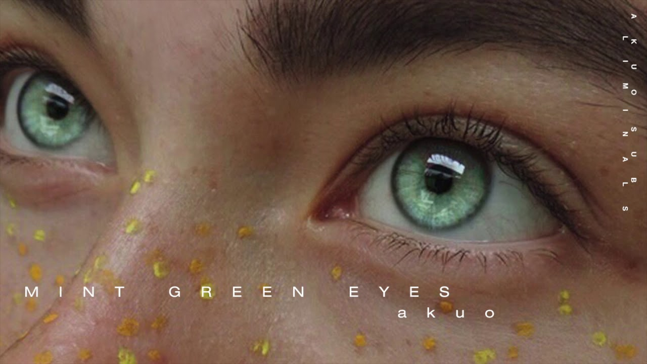 Get Mint Light Green Eyes In Seconds Subliminal