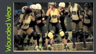 Dominion Derby Girls - for Wounded Wear