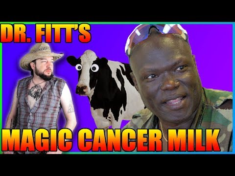 Dr Fitt's Magic Cancer Milk (Roby Mitchell)