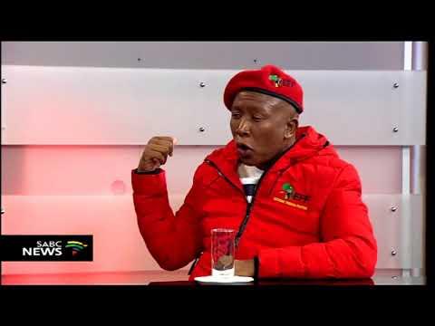Frankly Speaking, Julius Malema: 12 August 2018