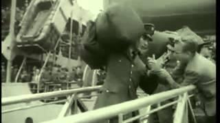 Elvis Presley   US Army arriving in Germany