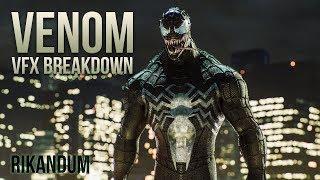Marvel's VENOM (2018) Teaser Trailer - VFX BREAKDOWN