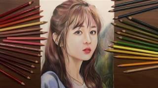 Vẽ Ribi Shachi FAPtv - Drawing beautiful girl [Fap Art]