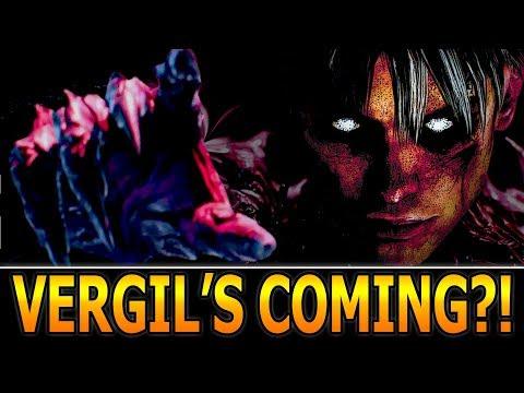 Devil May Cry 5 Vergil Trailer Analysis   E3 2018 Trailer Breakdown