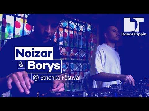 Noizar & Borys at Strichka Festival, Kyiv (Ukraine)
