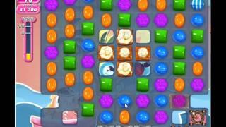 Candy Crush Saga Level 1544 ⇨No Booster⇦