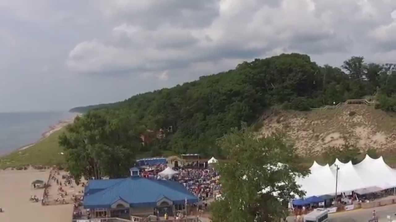 Weko Beach Wine Festival 2017 Bridgman Mi