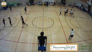 HSMC Sports Invitation Game 2018-Men's Volleyball