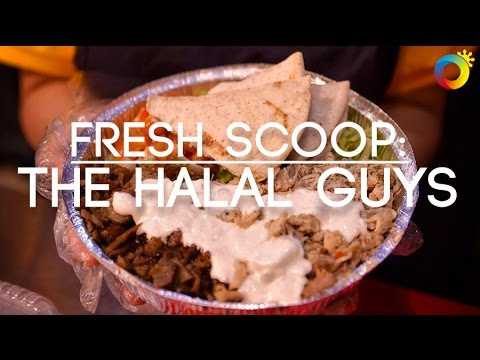 Fresh Scoop: @HalalGuys in Manila!