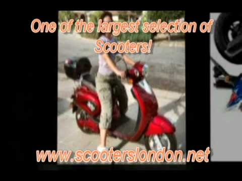 Buy A Scooter - Scooters London