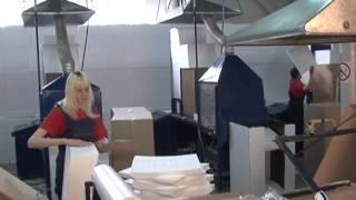 видео Потолочная плитка из полистирола своими руками