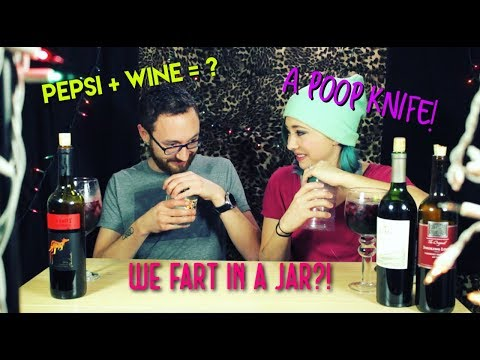 Sippy-Slappy Hour: Wine Taste Testing, Fart Jars and Poop Knives Ep. 7