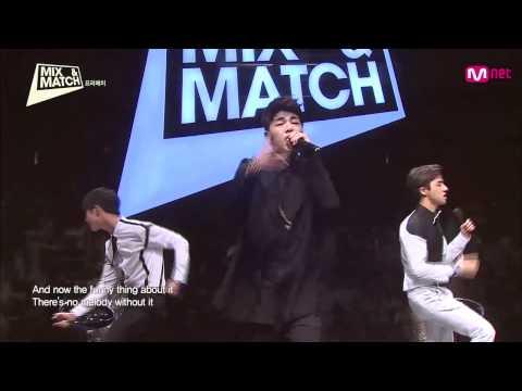 MIX & MATCH iKON Jinhwan Team - I Want You (Luke James) HD
