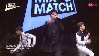 MIX & MATCH iKON Jinhwan Team - I Want You (Luke James) HD