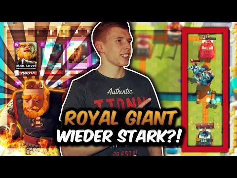 NEUER ROYAL GIANT OP?! | Der ALBTRAUM für jeden X-BOW Spieler! | Clash Royale Deutsch