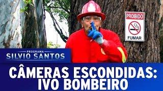 Repeat youtube video Câmeras Escondidas (27/11/16) - Ivo Bombeiro