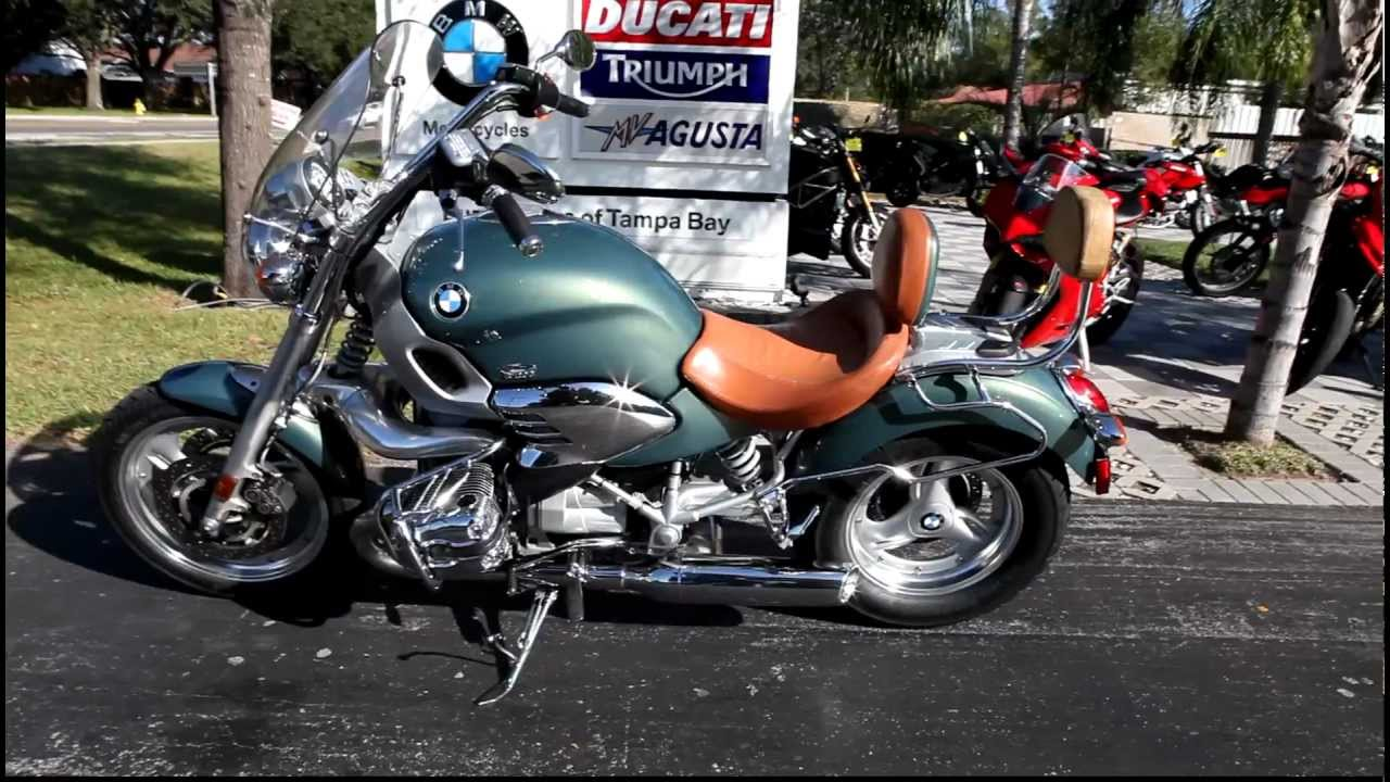 2002 bmw r1200c in green at euro cycles of tampa bay youtube. Black Bedroom Furniture Sets. Home Design Ideas