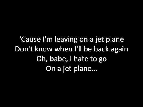 Timeflies  Jet Plane Lyrics