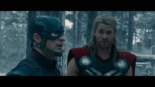 Забавные моменты из фильма Мстители: Эра Альтрона
