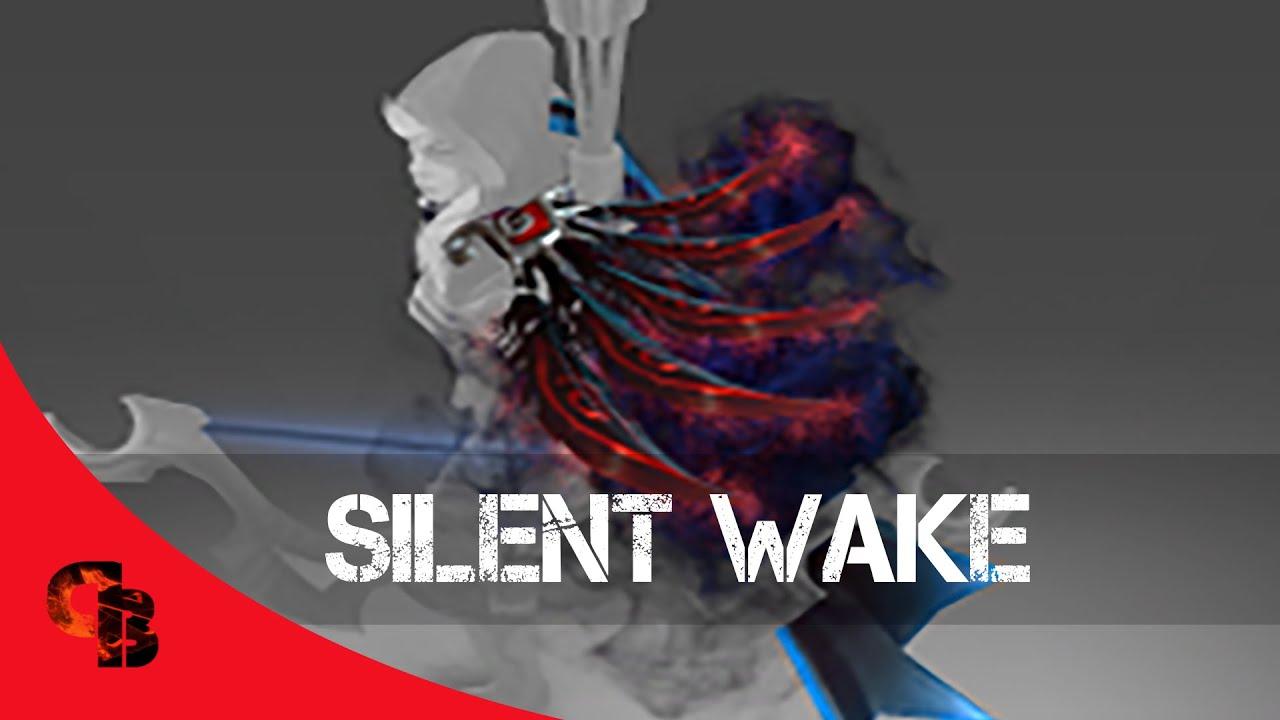 Drow Ranger Dota 2 Immortals: Silent Wake [Immortal]