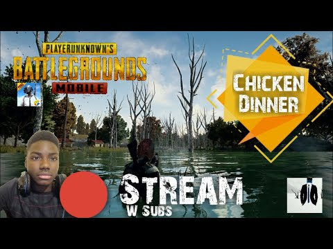 PUBG Mobile Stream // W Subs