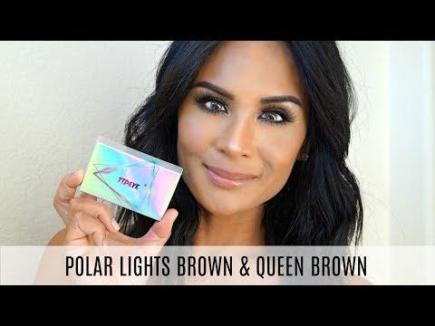 TTDEYE REVIEW - POLAR LIGHTS BROWN & QUEEN BROWN
