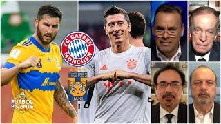 MUNDIAL DE CLUBES Tigres UANL vs Bayern Munich, la final de Gignac vs Lewandowski | Futbol Picante