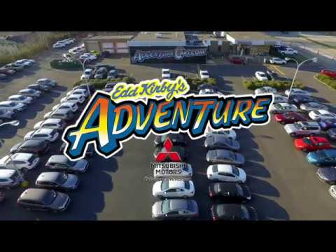 Edd Kirby's Adventure - 2 Locations - Dalton & Downtown Chattanooga