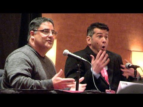 Cenk Uygur #SXSW Panel CRASHED by Crowder... As Cenk Uygur