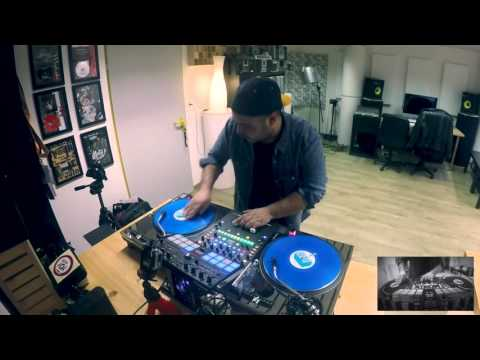 DJ STEEL 2016 Red Bull Thre3style 5-Minute Submission (Switzerland)