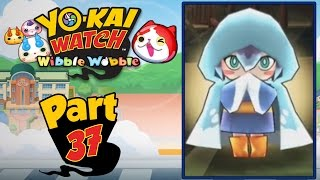 Yo-Kai Watch Wibble Wobble - Part 37 | Frostina in Sewer E! [English Gameplay]
