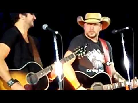 Luke Bryan and Jason Aldean Concert