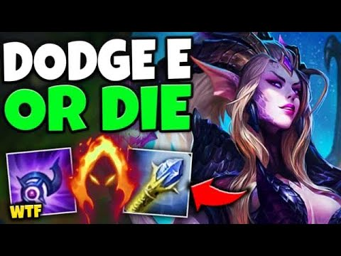 ZYRA CAN KILL YOU WITH ONE COMBO | LAND E AND PLANTS WILL MELT - League Of Legends
