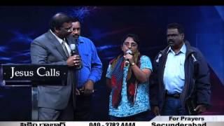 Prarthana Samayam (Telugu) -- March 13, 2015