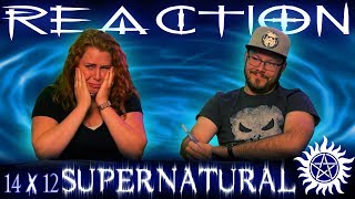 "Supernatural 14x12 REACTION!! ""Prophet and Loss"""