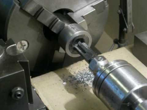 Hexagon Hole Drilling Youtube
