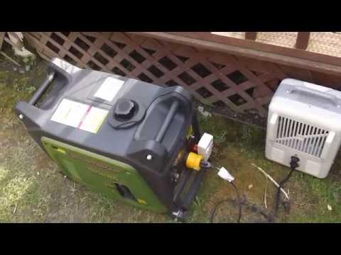 Ryi2200 ryobi inverter generator vs honda eu3000is doovi for Yamaha inverter generator vs honda