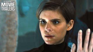 Kate Mara Stars In The Sci-Fi Thriller MORGAN | Teaser Trailer [HD]