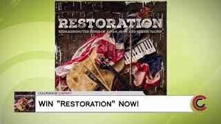 """Elton John """"Restoration"""" Giveaway - April 9, 2018"""
