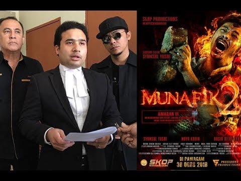 Sasuke Kun didenda RM100,000 sebar Munafik 2, Syamsul bagi amaran ramai lagi bakal kena
