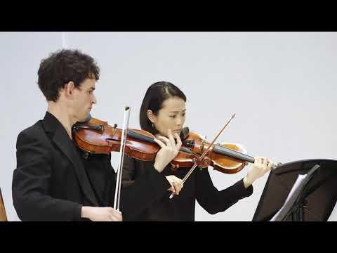 Béla Bartók: String Quartet No 5 • Kaleidoscope Chamber Orchestra